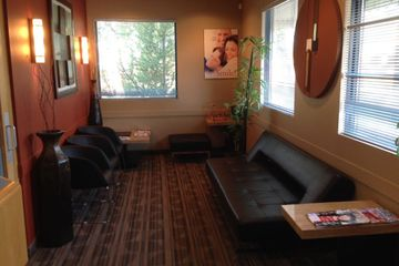 Millcreek Dental Care waiting area